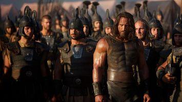Бесплатные фото геракл,дуэйн джонсон,воины,римляне,бойцы,фильмы