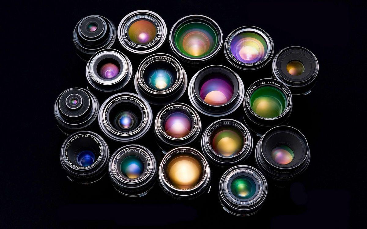 Free photo lenses, cameras, olympus - to desktop