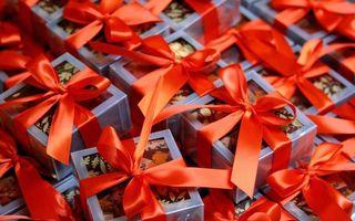 Фото бесплатно Новый год, праздники, коробки