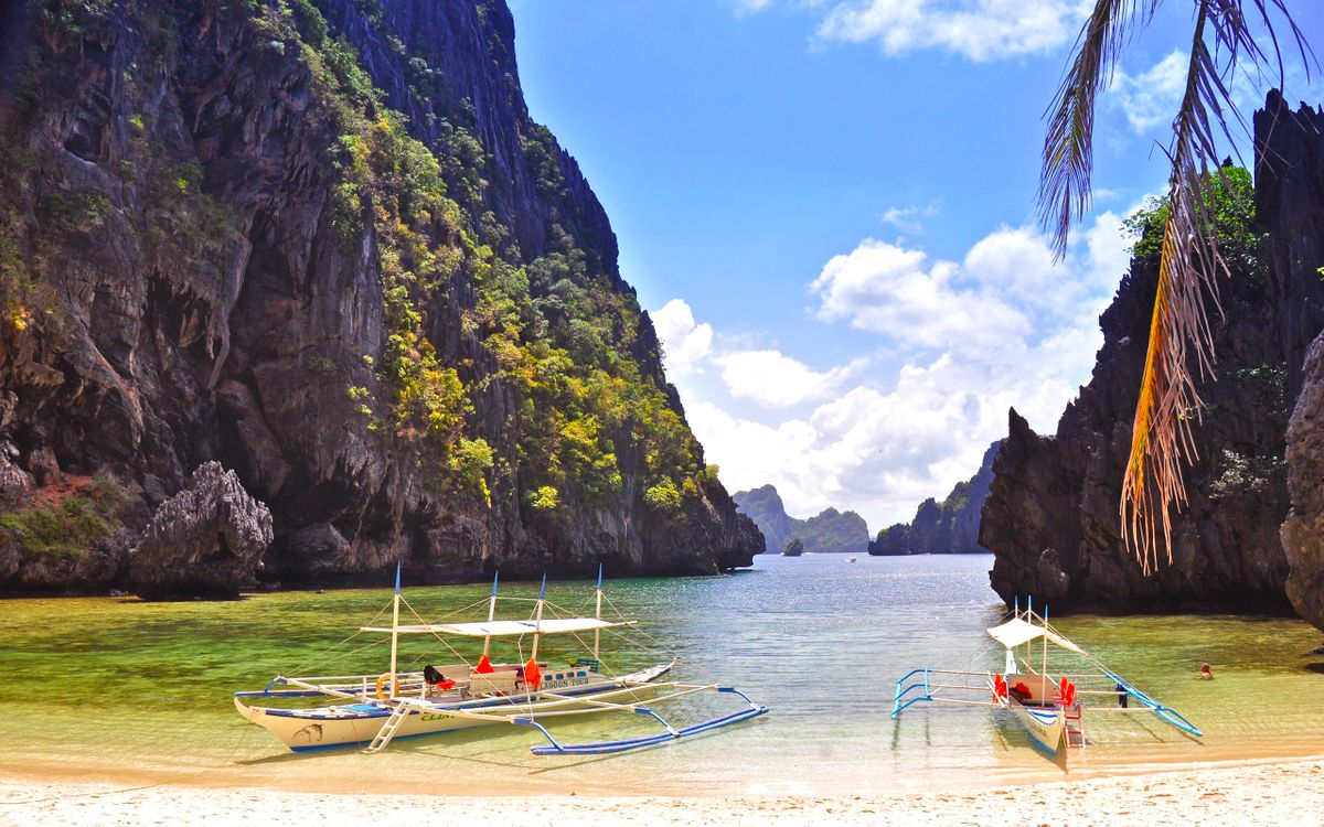 Обои тропики, таиланд, море картинки на телефон