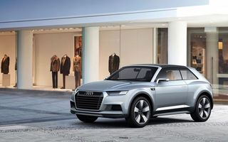 Photo free Audi, SUV, tires