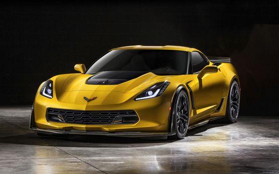 Бесплатные фото chevrolet,жёлеый,вид,машины