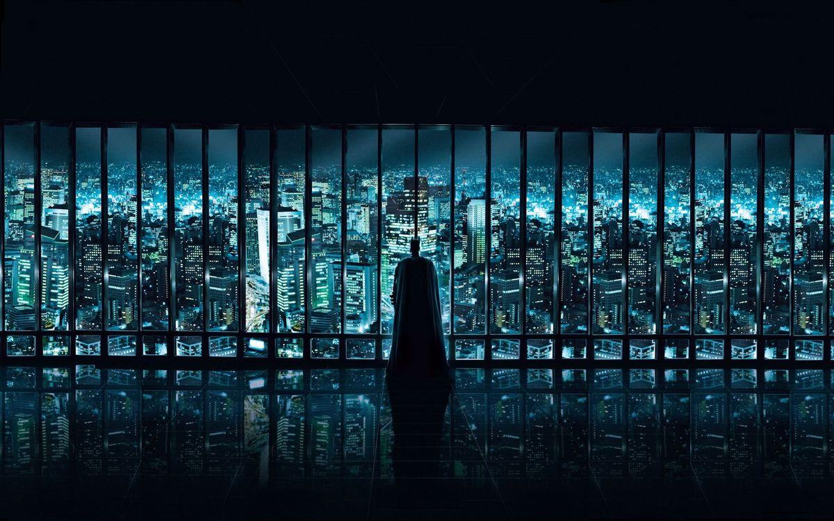 Фото бесплатно dark, knight, темный - на рабочий стол