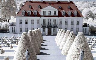 Бесплатные фото дом,здание,крыша,окна,двери,кусты,листья