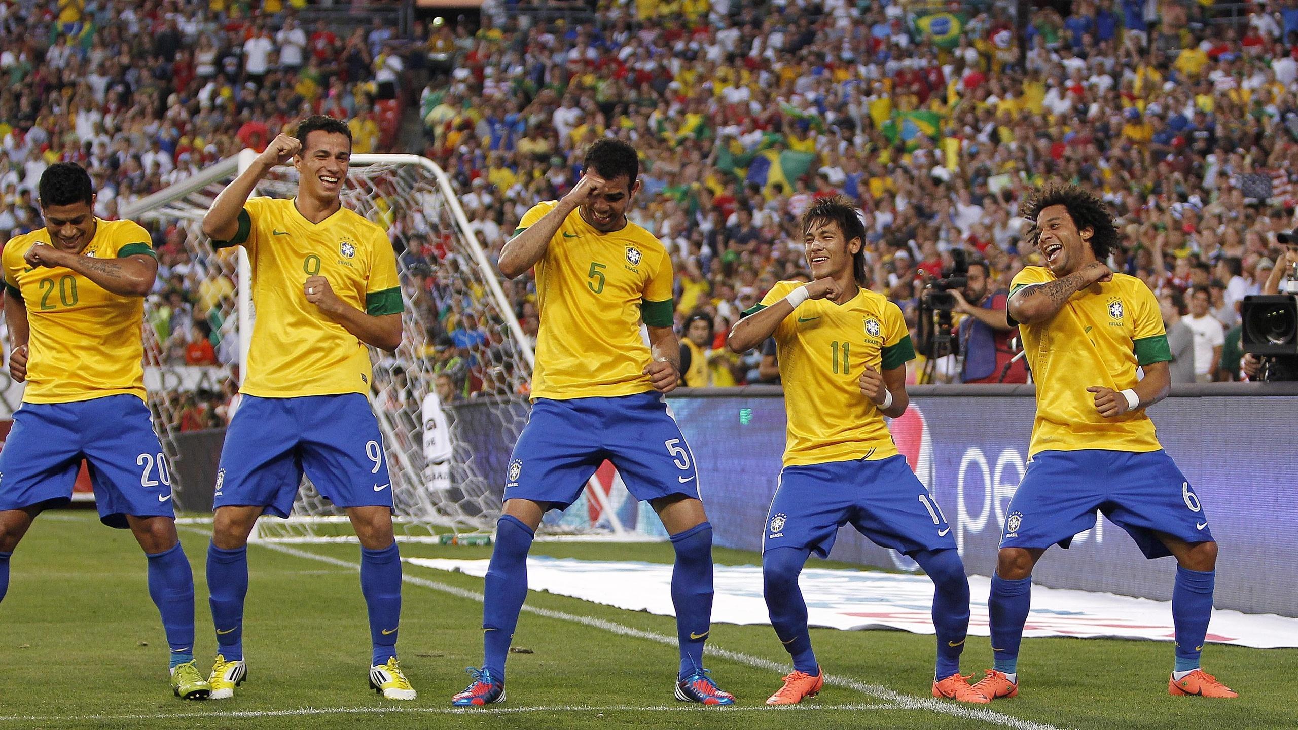 футбол, бразилия, поле