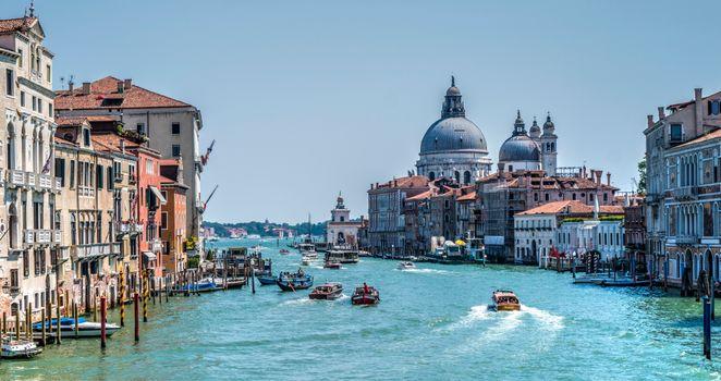 Бесплатные фото Grand Canal,Venice,Венеция,Италия