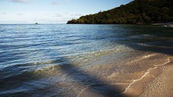 Photo free beach, sand, sea