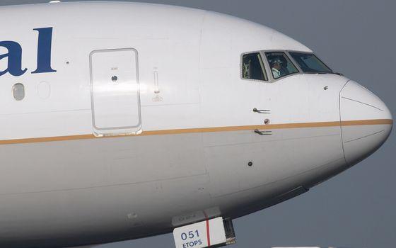 Фото бесплатно самолет, пассажирский, кабина