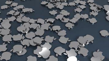 Фото бесплатно apple, значка, эмблемы