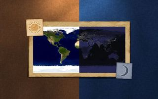 Photo free map, earth, continents