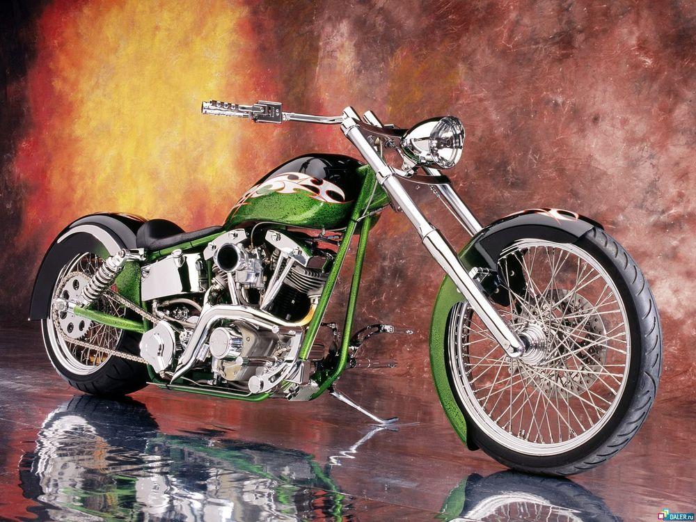 Фото бесплатно красивый, путешествия, яркий, зеленый, огонь, руль, двигатель, мотоциклы, мотоциклы
