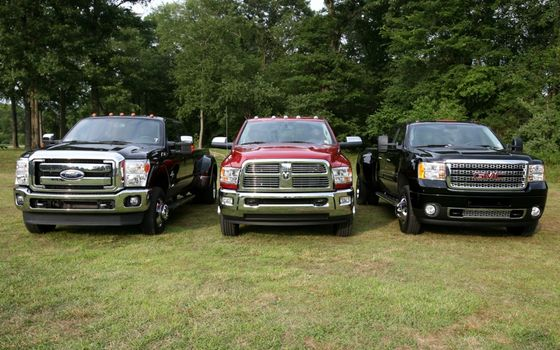 Photo free pickups, ford, dodge