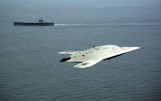 Photo free ship, airplane, flight