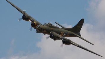 Photo free airplane, military, bomber