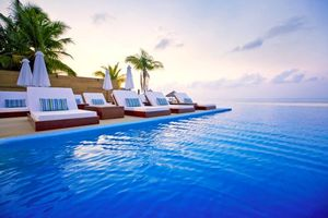 Фото бесплатно Мальдивы, море, курорт