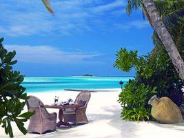 Бесплатные фото тропики,мальдивы,море,пляж,остров,пейзажи