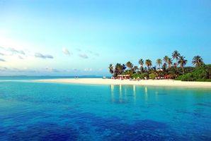 Бесплатные фото тропики,море,остров,пляж,пейзажи