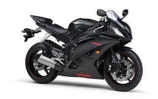 Бесплатные фото yamaha,ямаха,r6,мотоцикл,черный,матовый,спортивный