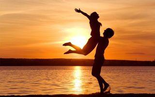Бесплатные фото чувства,свобода,love,пара,sunset sensuality,pleasure,passion