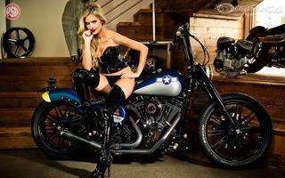 Фото бесплатно выхлоп, мотоциклы, велосипед