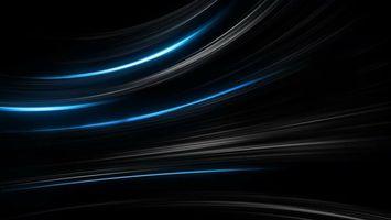 Бесплатные фото фон, черный, линии, полоски, свет, огни, заставка