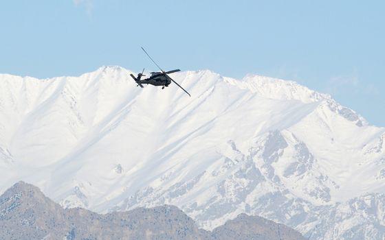 Photo free mountains, altitude, flight