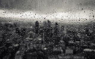 Бесплатные фото окно,стекло,дождь,капли,вид,город,пасмурно