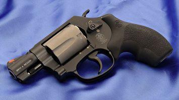 Фото бесплатно пистолет, револьвер, барабан