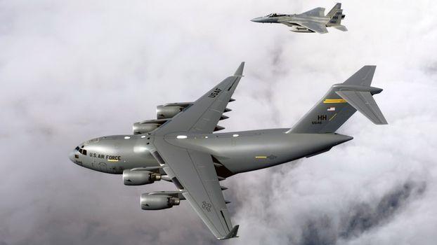 USAF 55146 · бесплатное фото