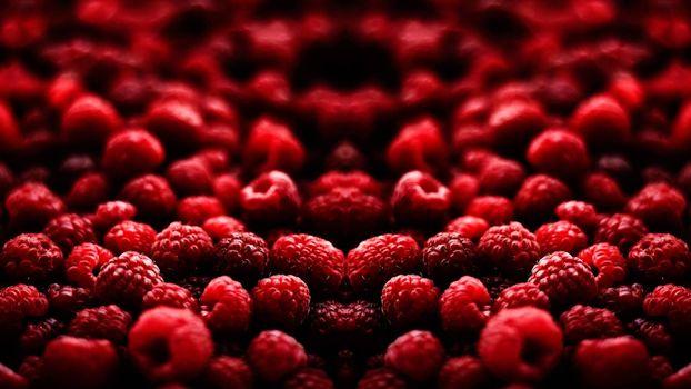 Бесплатные фото ягода,малина,красная,спелая