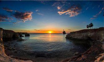 Заставки Фритаун Сьерра-Леоне, Coral Bay, Кипр
