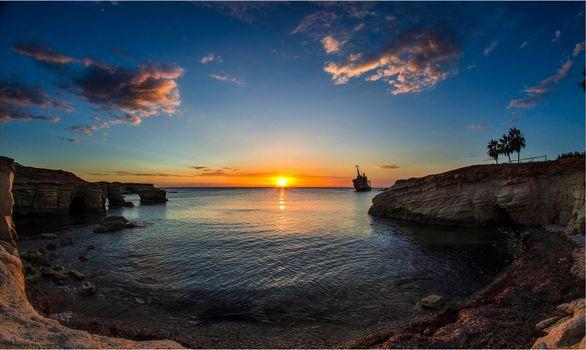 Photo free Freetown Sierra Leone, Coral Bay, Cyprus
