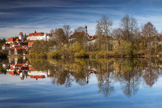 Фото бесплатно Bavaria, City Fuessen, Фюссен