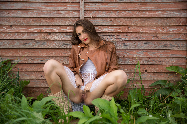 обои nora, красотка, голая, голая девушка картинки фото