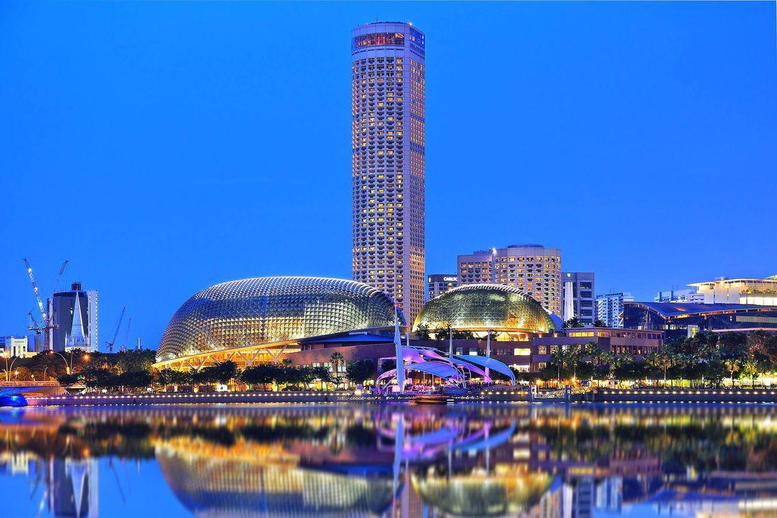 Фото бесплатно Сингапур, Singapore, город, город