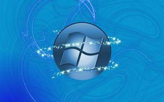 Заставки виндовс, эмблема, логотип