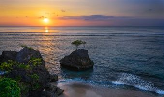 Photo free Bali, Indonesia, the sea