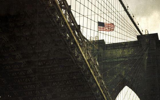 Бесплатные фото строение,конструкция,стекло,панели,отражение,флаг,сша
