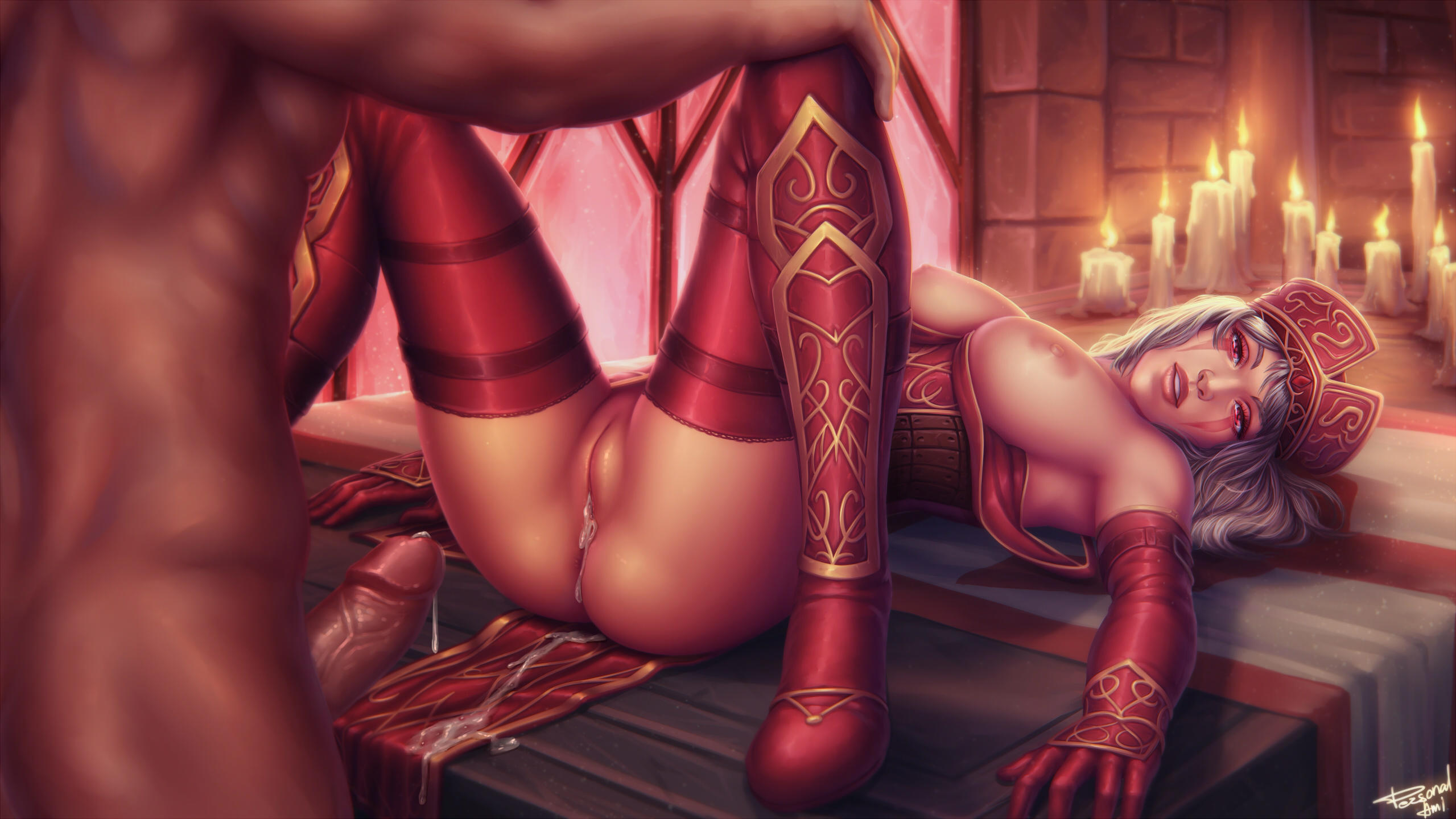 High inquisitor whitemane nude sex pictures