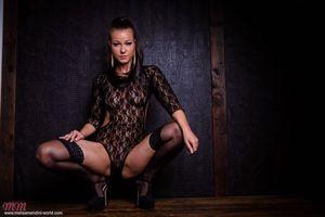 Фото бесплатно Melissa Mendini, Melisa Mendiny, Kristina Uhrinova, Melissa, модель, красотка, девушка