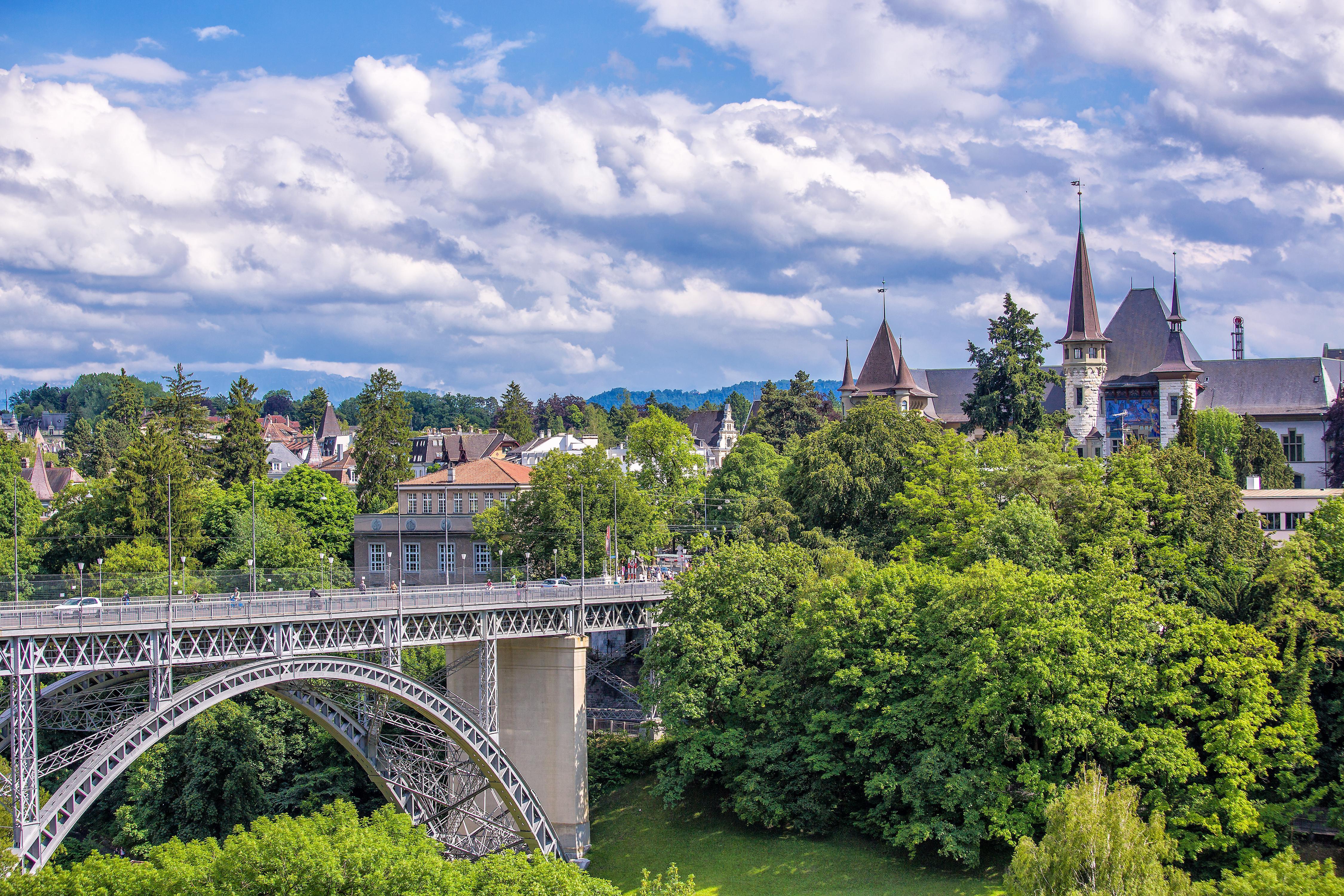 Berne, Берн, Швейцария