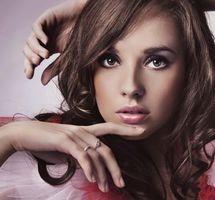 Заставки посмотрите, Анна Субботина, макияж