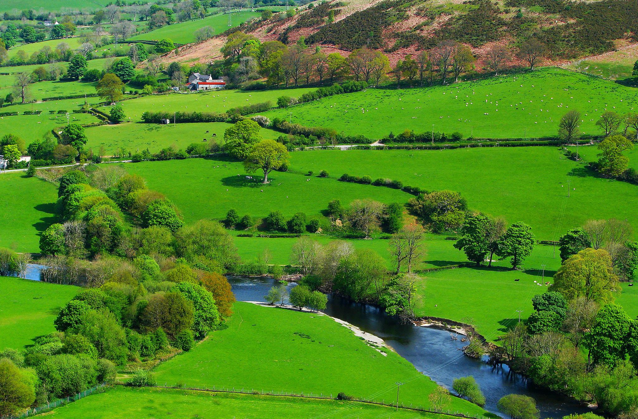 Уэльс, Великобритания, Северная Ирландия