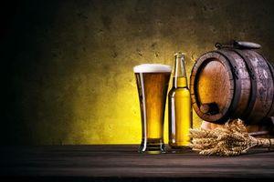 Фото бесплатно кружка, пиво, бочка