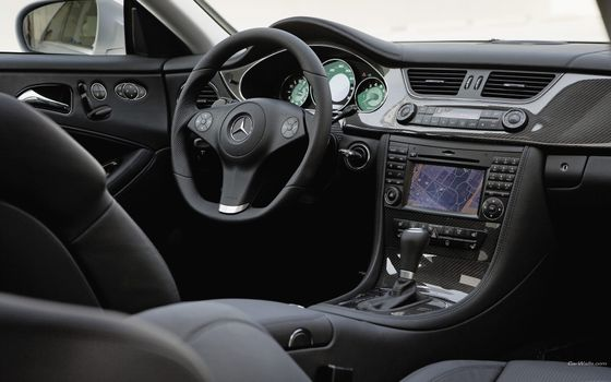 Photo free salon, Mercedes, panel