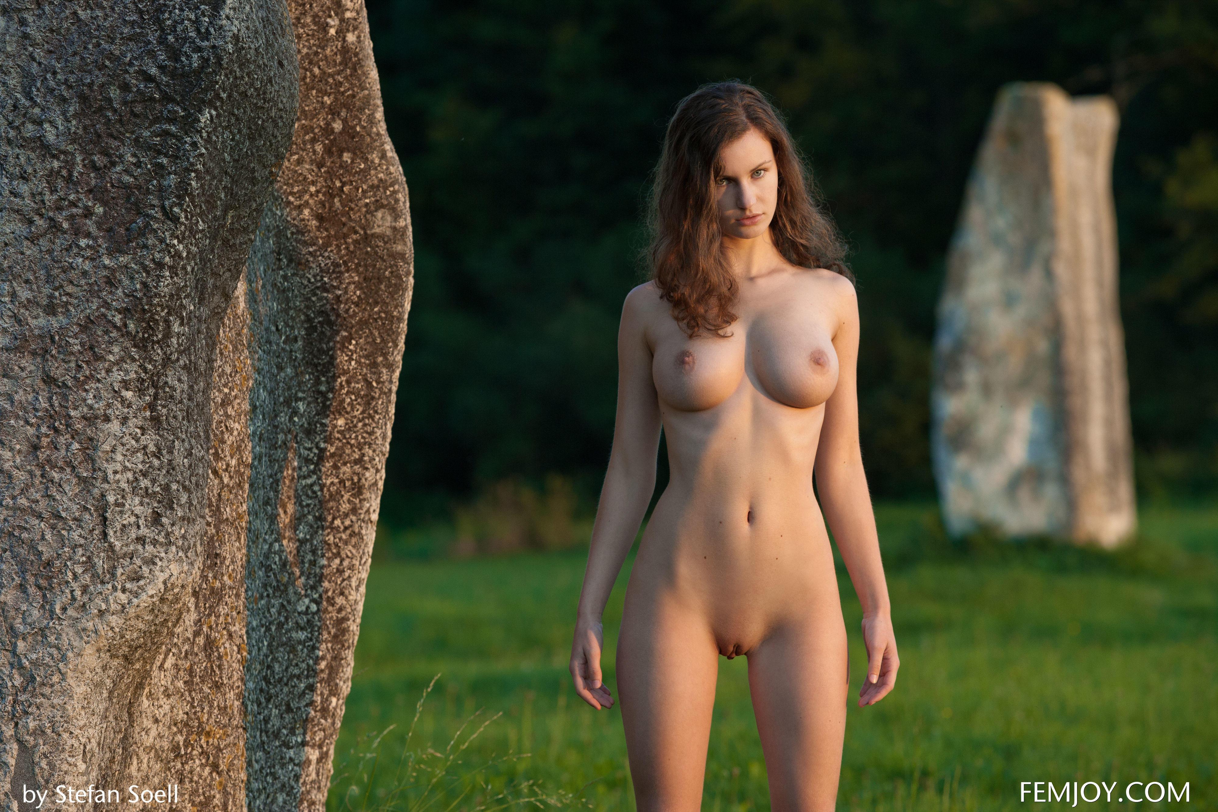 Susann, красотка, голая