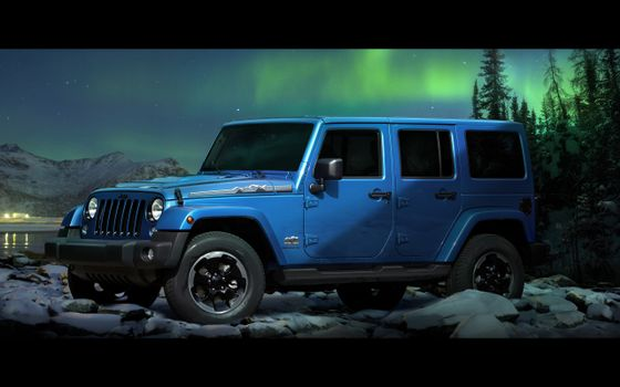 Photo free jeep, blue, stones