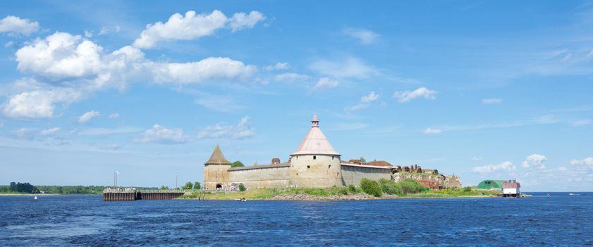 Фото бесплатно Орешек, крепость, Нотебург