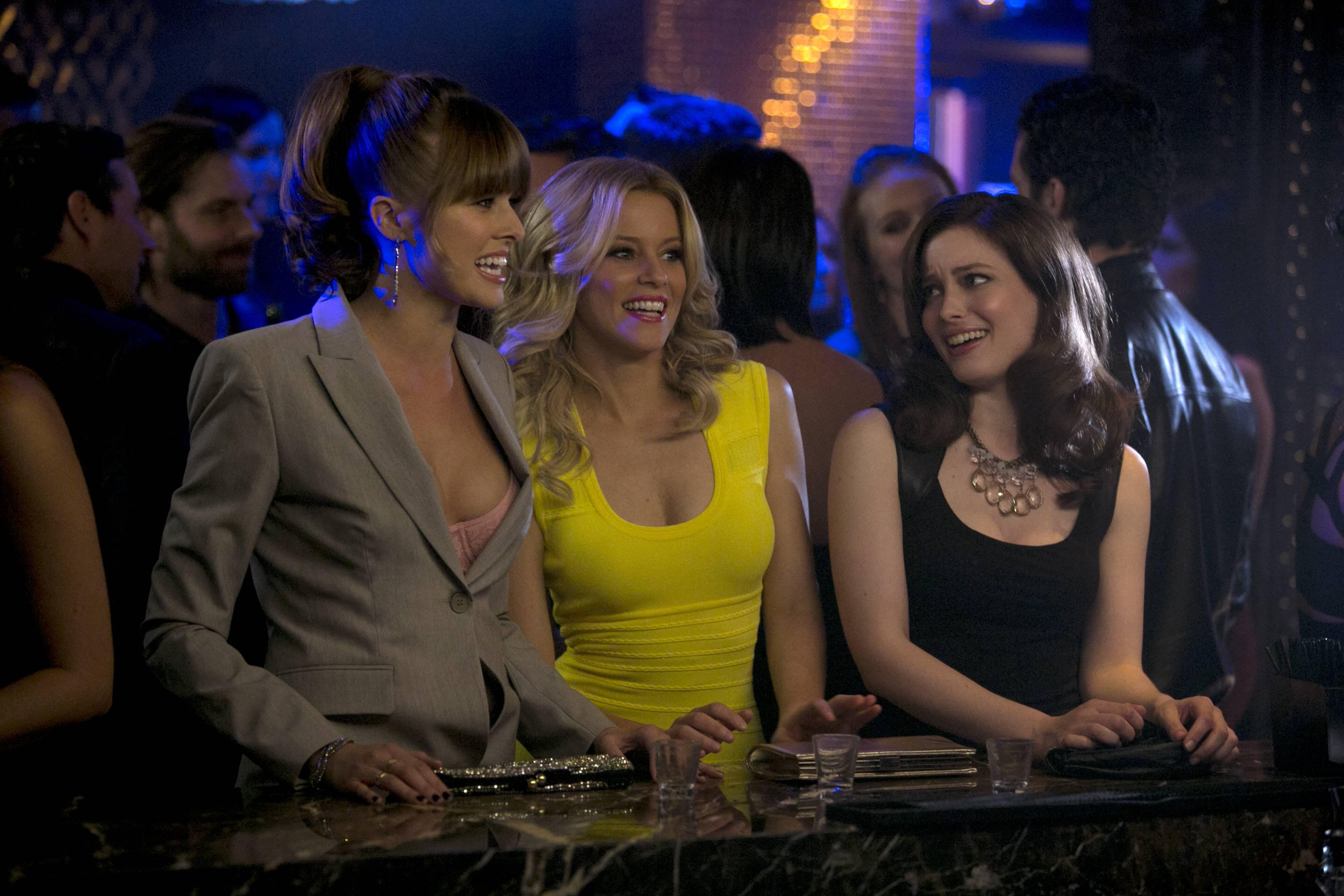 Блондинка в эфире, кадр из фильма, Элизабет Бэнкс