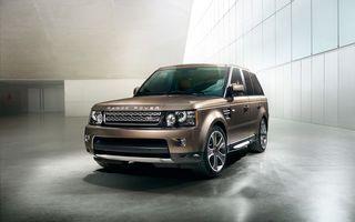 Бесплатные фото range rover,sport,коричневый,джип,внедорожник,фары,бампер